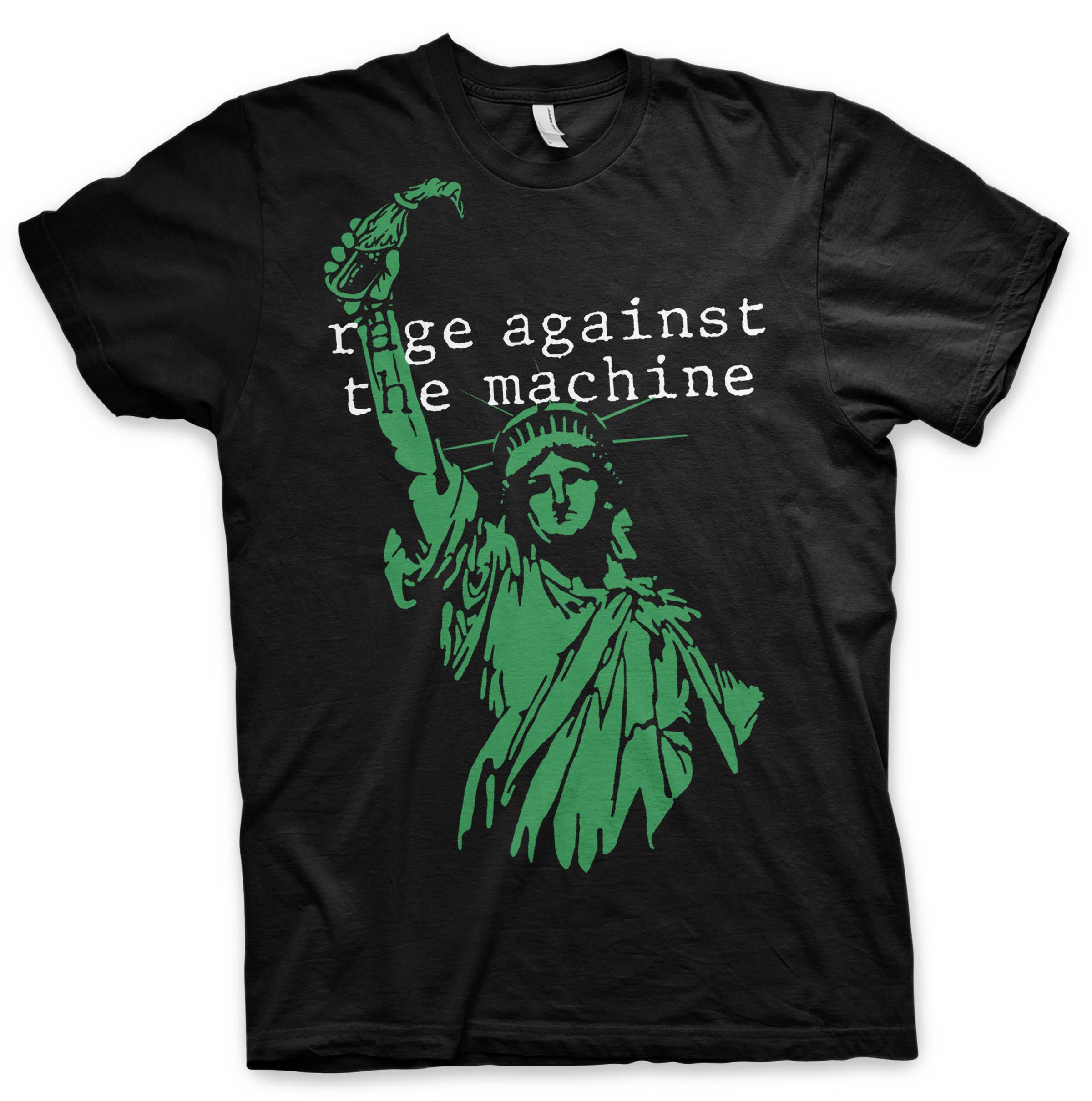 rage against the machine tshirts